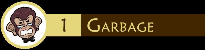 1.0 - Garbage